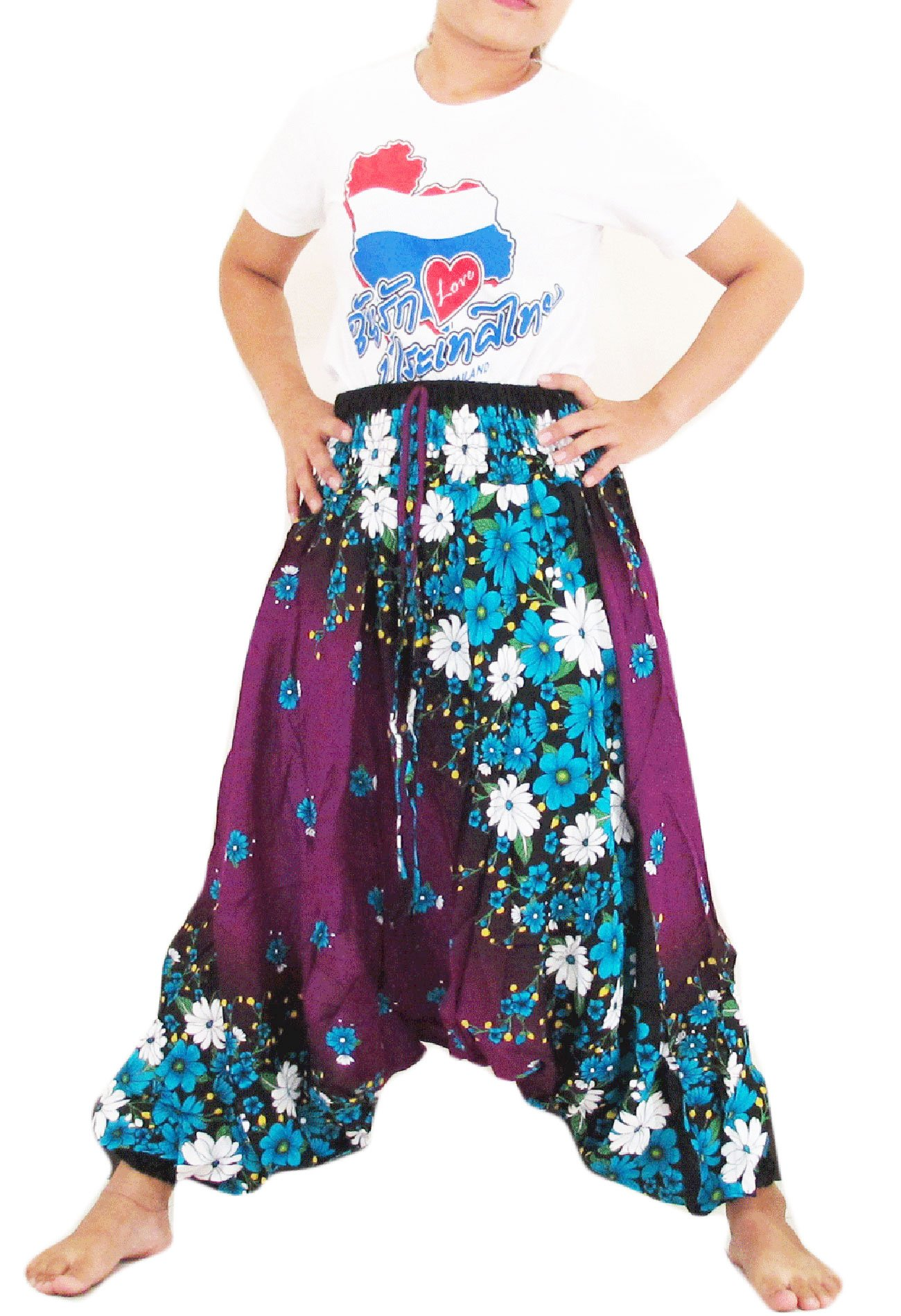 ''HIT HOT'' ''BEAUTIFUL FLOWER HILL TRIBE STYLE GENUINE RAYON