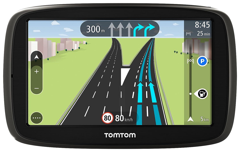 TomTom Start 50 Europa GPS Completa 45 Paesi Aggiornamento Mappe a Vita Incluso Italia IQ Routes Schermo 5