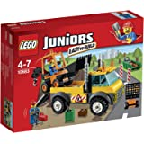 LEGO Juniors - 10683 - Jeu De Construction - Le Camion De Chantier