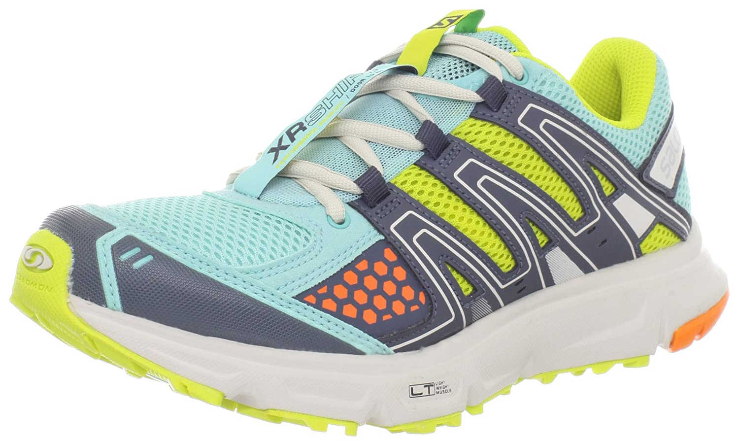 Salomon Damen Xr Shift Sport & Outdoorschuhe blau