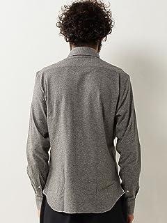Flannel Buttondown Shirt 5811-699-0103: Grey