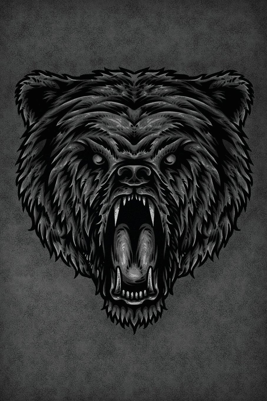 Power Bear Spirit Notebook: Blank Journal Diary Memoir Log Logue (Tattoo You 150 Lined) (Volume 54) pdf