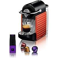 Máquina de Café Pixie Electric Red, 110V, Nespresso C60-BR-RE-NE, Vermelho
