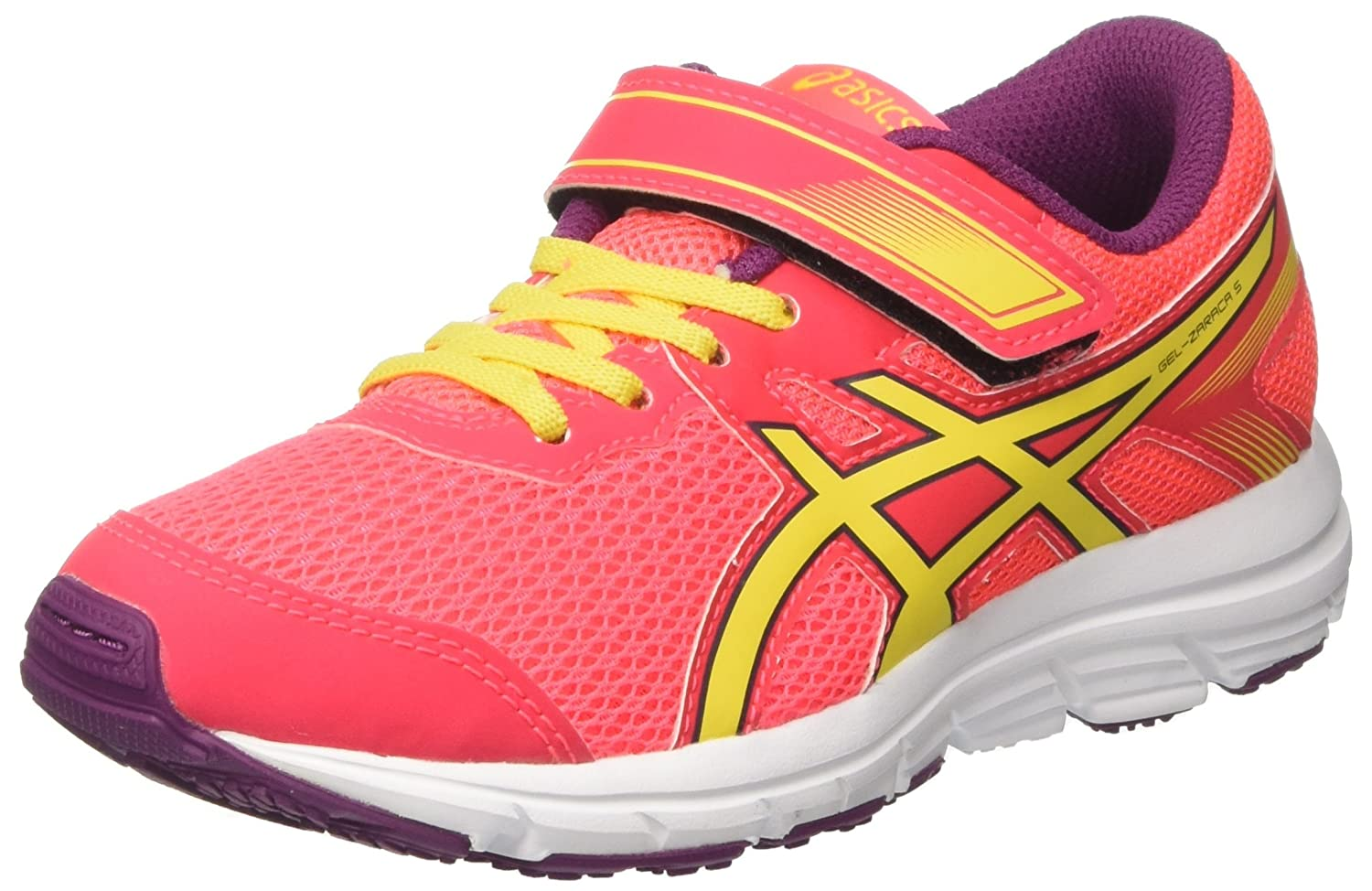 ASICS Unisex Kids' Gel-Zaraca 5 Ps Gymnastics Shoes: Amazon.co.uk ...
