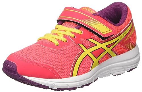 ASICS Gel-Zaraca 5 PS, Zapatillas de Deporte para Niñas: Amazon.es: Zapatos y complementos