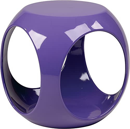 Reviewed: OSP Home Furnishings Slick High Gloss Finish Cube Occasional Table