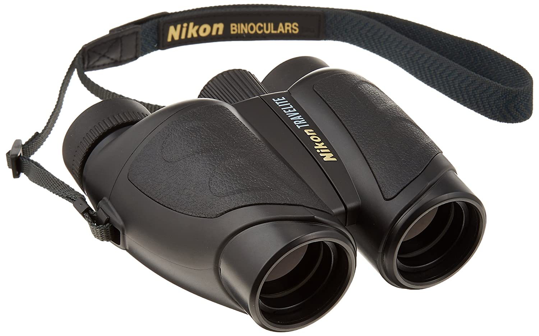 NIKON 10x25 Travelite VI Binoculars T6 10x25CF