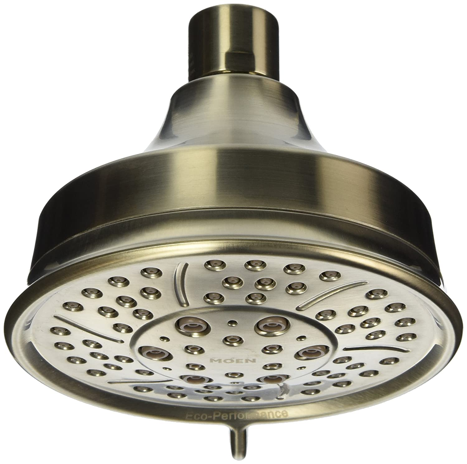 Moen 3638EPBN Four-Function 4-3 8-Inch Diameter Showerhead, Brushed Nickel