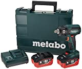 "Metabo 18V Brushless 1/2"" Sq.Impact Wrench 5.5Ah"