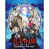 Lupin the 3rd: Goodbye Partner [Blu-ray]