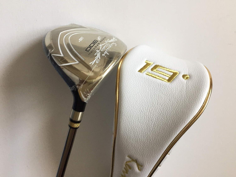 2018年 Keinchi Golf Studio Japan フェアウェイウッド 19度 シャフトグラファイトフレックス レギュラー   B07GLYJ9ZV