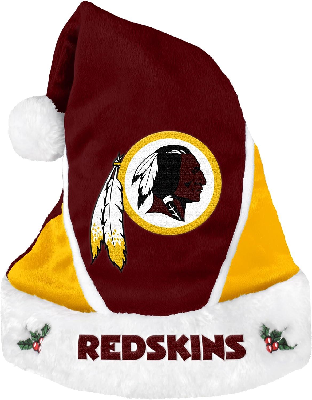 Washington Redskins 2014 Colorblock Santa Hat