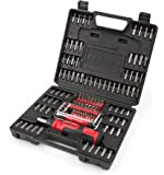 TEKTON 2841 Everybit (TM) Ratchet Screwdriver, Electronic Repair Kit and Security Bit Set, 135-Piece