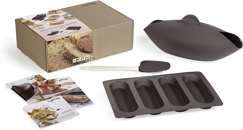 AMOYER 1 PC-Silikon-Back Bakeware Brot Koch B/ürsten Geb/äck /Öl BBQ-Pinsel-Werkzeug Farbe Random