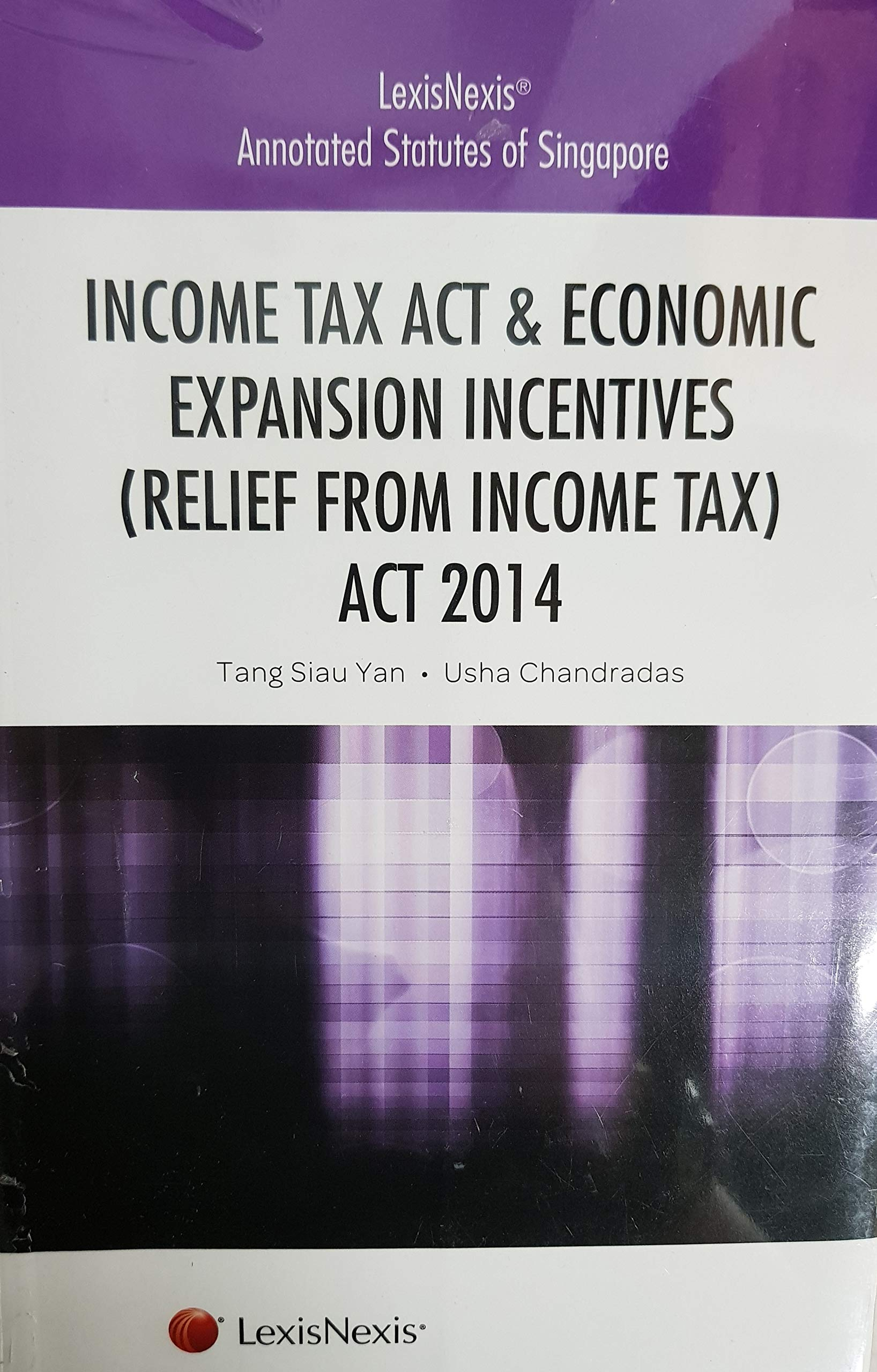 Income Tax Act & Economic Expansion Incentive (Relief from Income