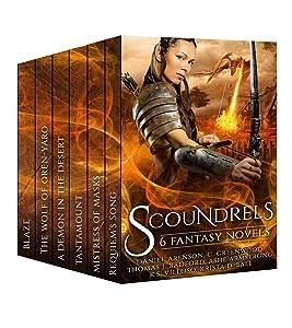 Scoundrels: 6 Fantasy Novels