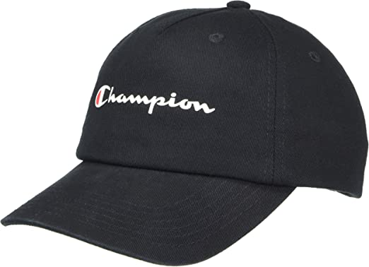 Champion Kids Script Youth Adjustable Cap