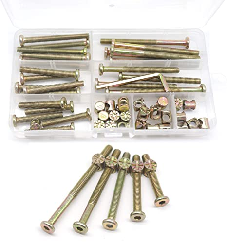 SCREWS PACK  FREE AND FAST DELIVERY PACKS OF 2 OR 4 SOLD HERE HEADBOARD BOLTS