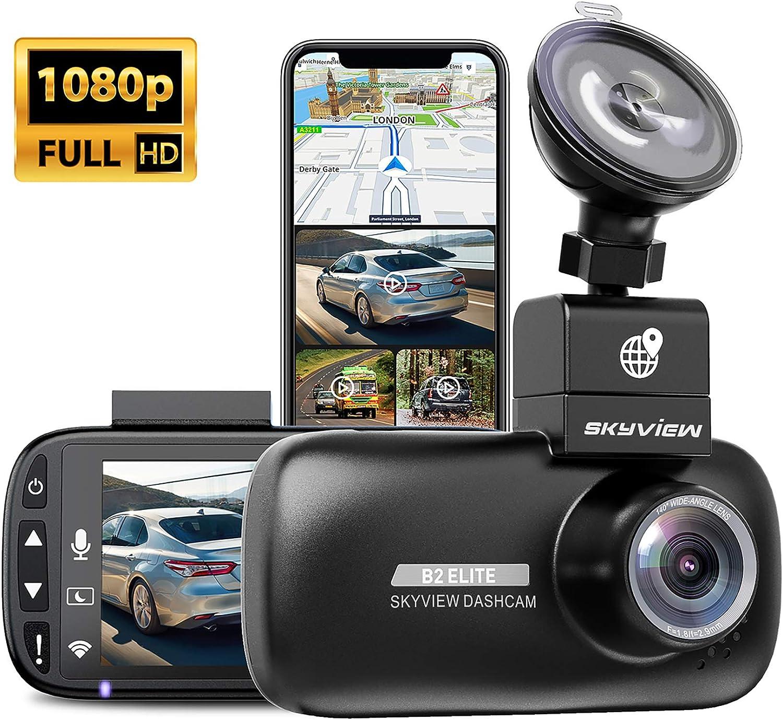Skyview B2 GPS Dash Cam Review