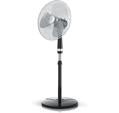 Brandson - Ventilador de pie 45 cm: Amazon.es: Electrónica