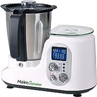 MakeCuisine THERMODREAM MC-THS1 / Robot de Cocina/Multifunción/Báscula electrónica/Vaporera/Blanco