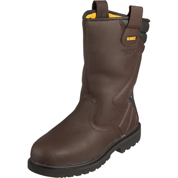 Apache Rigger Safety Boots Steel Toe Cap Work Boots UK sizes AP305 6-13