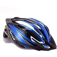 Upten Unisex Adult BH17 Cycling Helmet - Blue, Medium/Large