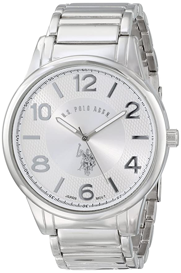 U.S. Polo Assn. Classic USC80225 Reloj analógico de Cuarzo para ...