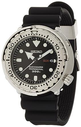 【応募券付き】 腕時計 メンズ 300m飽和潜水 外胴プロテクター クオーツ式 プロスペックス SBBN031 PROSPEX MARINE MASTER 【SEIKO PROSPEX】 マリーンマスター ダイバーズ セイコー