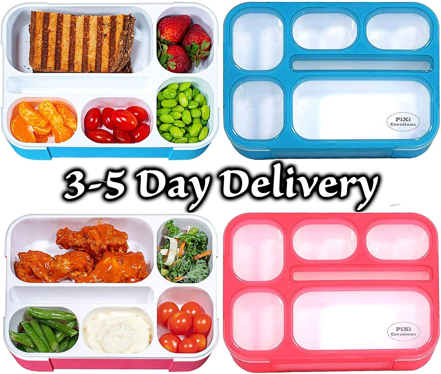 Top 10 Best Kids Lunch Boxes (2020 Reviews & Buying Guide) 10