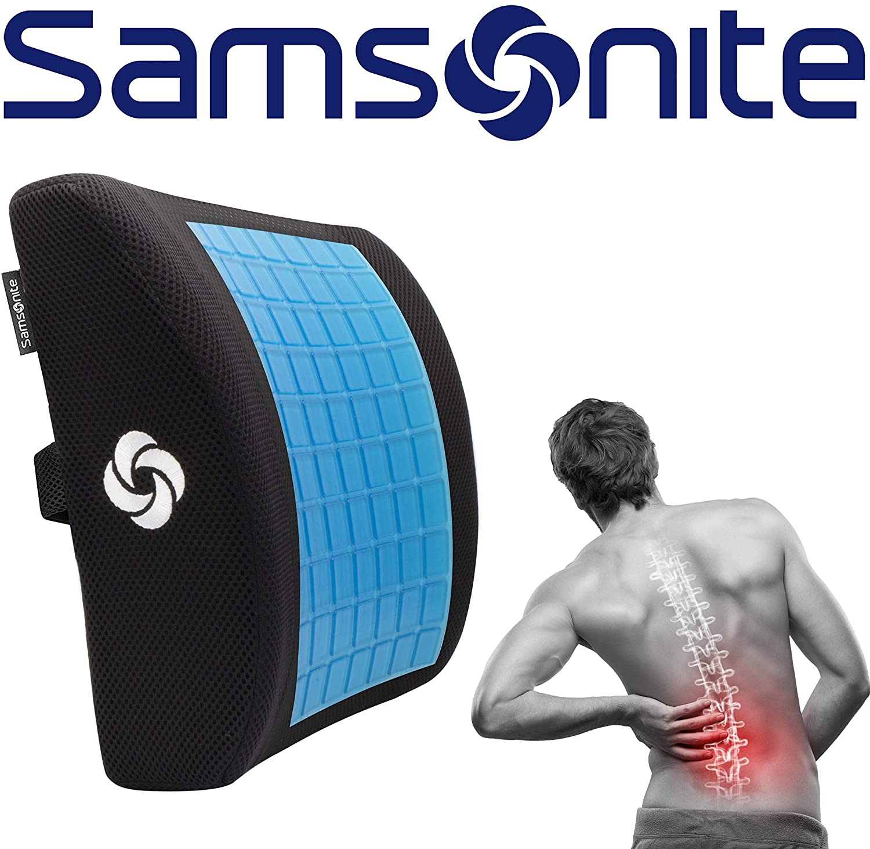 Amazon.com: Samsonite SA5454 - Cojín de asiento: Automotive