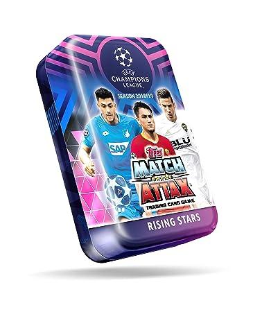 Amazon.com: 2018/19 Topps UEFA Champions League Match Attax ...