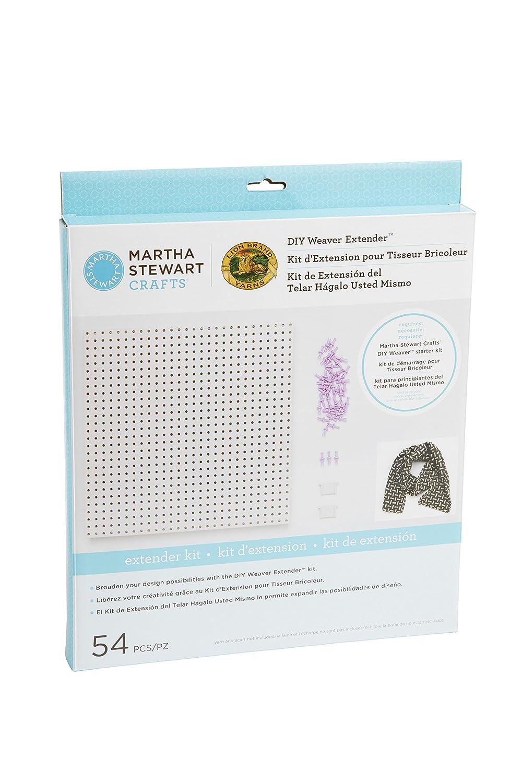 Lion Brand Yarn 5003-300 Martha Stewart Crafts DIY Weaver Extender Kit Lion Brand Yarn Company