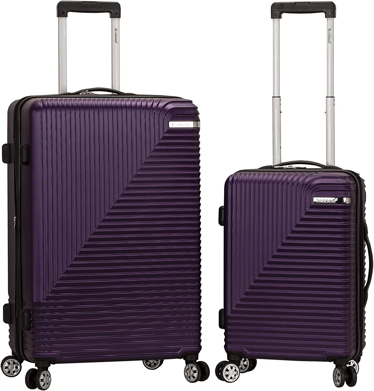 Color : Silver Runtongshanghang Six Color Optional Business Aluminum Frame Trolley Case Male Suitcase Female Suitcase Student Box Universal Wheel 22 Inch