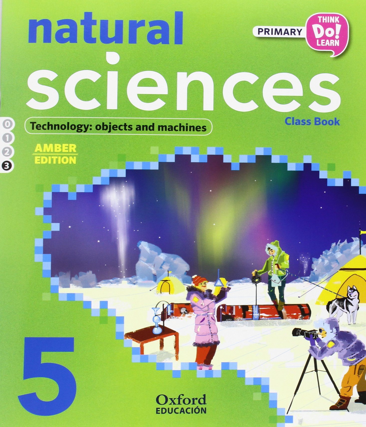 Pack Amber. Natural And Social Science. Primary 5. Students Book + CD Think Do Learn - 9788467363500: Amazon.es: Varios Autores: Libros en idiomas extranjeros