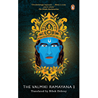 The Valmiki Ramayana: Vol. 1