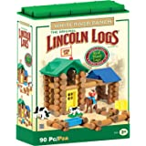 The Original Lincoln Logs White River Ranch Building Set