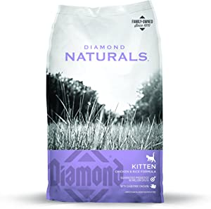 Diamond Naturals Real Meat Recipe High Protein Dry Cat Food