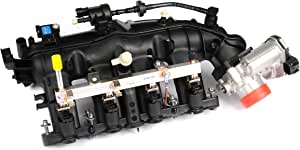 ACDelco 55581014 GM Original Equipment Intake Manifold Kit with Throttle Body, Multi-Port Fuel Injector, and Fuel Rail