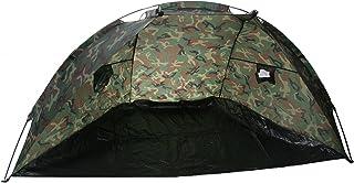 Tente de plage / Tente pliante pour pêcheur 260 x 120 x 120cm Abbey® Schreuders Sport_21TZ-ARM-Uni