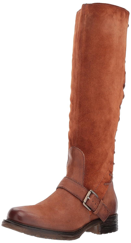 Miz Mooz Women's Nichola Fashion Boot B06XP53FYG 37 M EU (6.5-7 US)|Nutmeg
