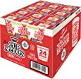 Nissin Cup Noodles Beef Flavor Soup 2.25 oz (Pack of 24)