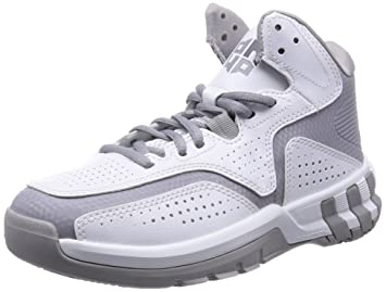 reputable site 78bd2 7a3df adidas D Howard 6 – Chaussures pour Homme - Multicolore - BlancGrisNoir