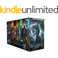 The Stormborn Saga (the triple trilogy omnibus): An epic sword and sorcery fantasy adventure