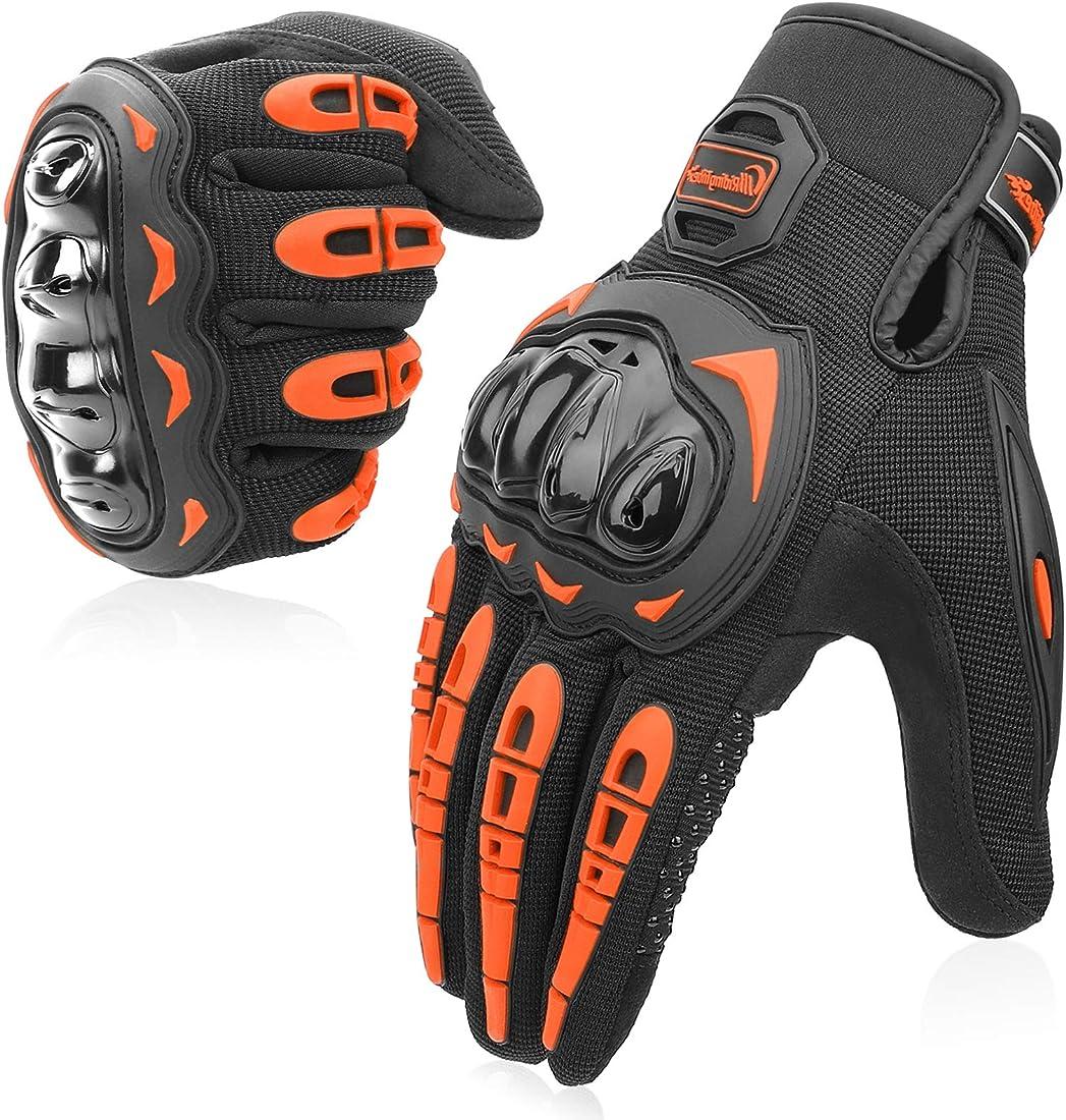 Guanti da moto, touchscreen sulle dita cofit MG00MORANIN
