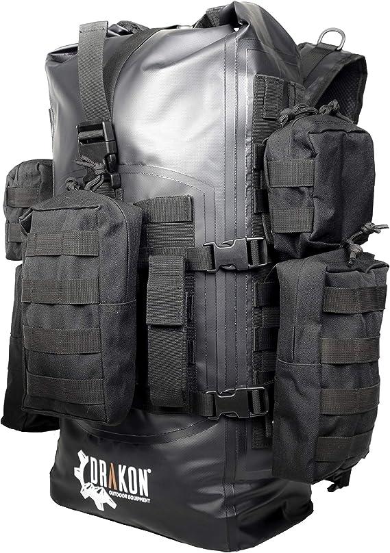 Dive Pro Dry Bag 5/litros negro