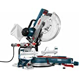 Bosch CM12SD DB Glide Miter Saw, 12-Inch
