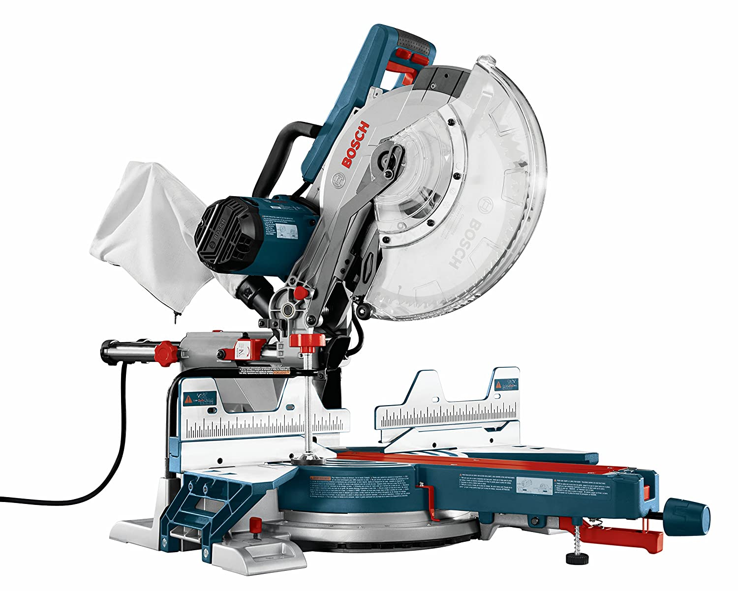 Bosch cm12sd db glide miter saw 12 inch amazon greentooth Image collections