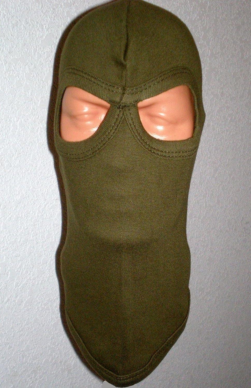 Southwest Neutral Hooded Balaclava helmet friendly adjustable handmade