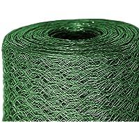 Mammut® Drahtzaun/Sechskant-Geflecht   Maschenweite 25 mm   Gartenzaun   Länge und Höhe wählbar